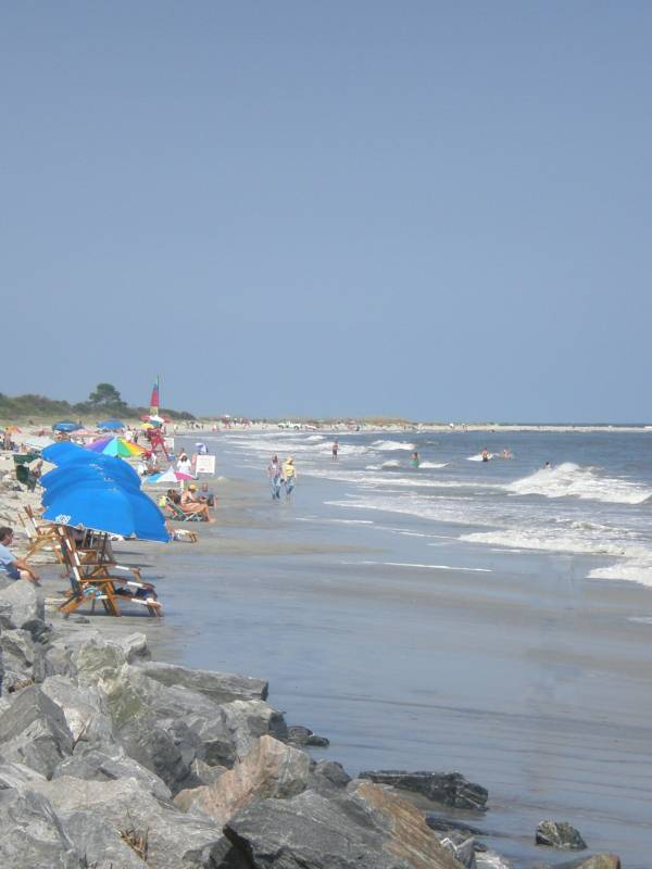St Simons Island beaches